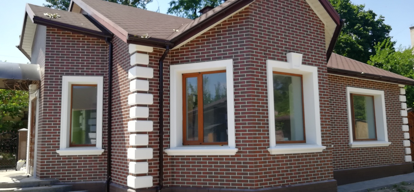 Facade thermal panels - quick and stylish insulation of your home