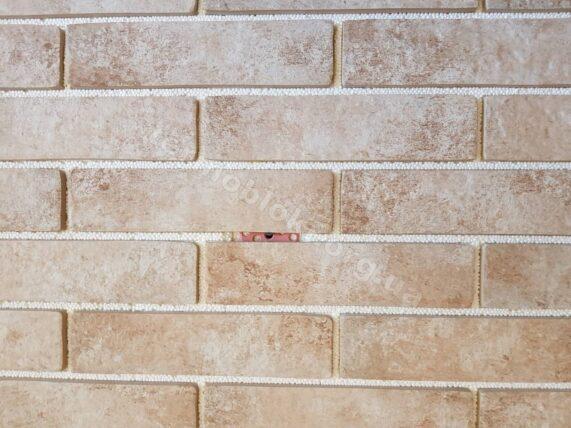 Термопанель BrickStyle Oxford кремовая