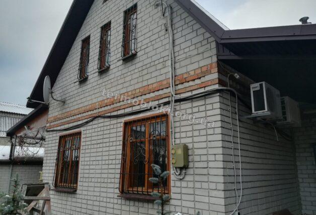 Подгороднее (Днепропетровская область) объект до утепления 2