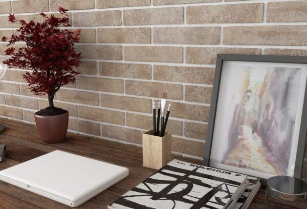 Термопанели с керамогранитной фасадной плиткой серии BrickStyle Baker Street