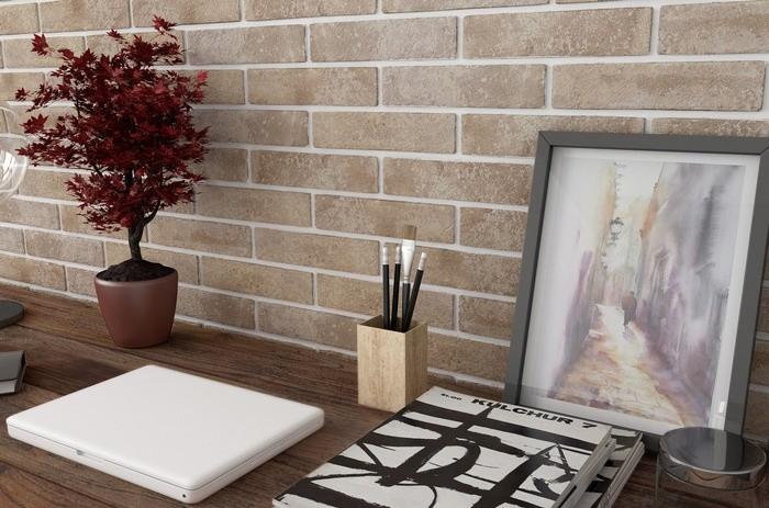 Термопанели с фасадной плиткой серии BrickStyle Baker Street