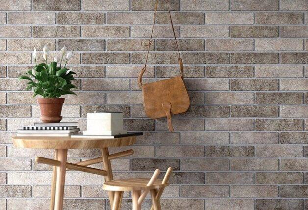 Термопанели с керамогранитной фасадной плиткой серии BrickStyle Seven Tones