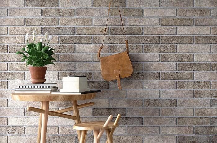 Термопанели с фасадной плиткой серии BrickStyle Seven Tones