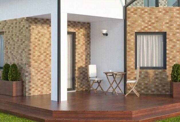 Термопанели с клинкерной фасадной плиткой серии PARADYZ ALFA