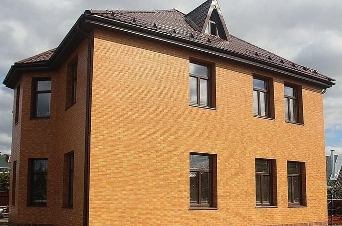 Термопанели с клинкерной фасадной плиткой серии PARADYZ AQUARIUS