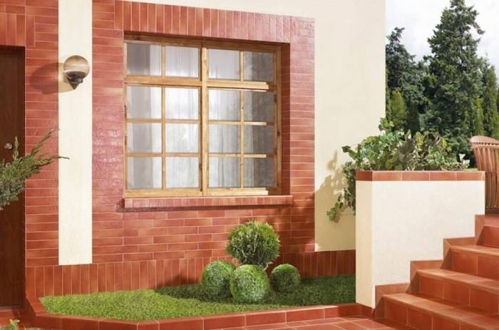 Термопанели с клинкерной фасадной плиткой серии PARADYZ TAURUS