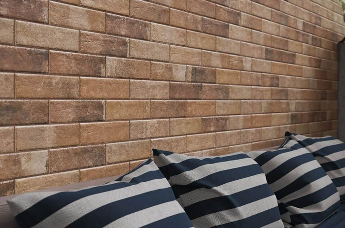 Термопанели с клинкерной фасадной плиткой серии PARADYZ SCANDIANO