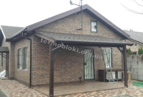 Buy facade thermal panels with clinker tiles for insulation of facades 2