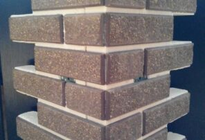 Buy facade thermal panels with clinker tiles for insulation of facades 22