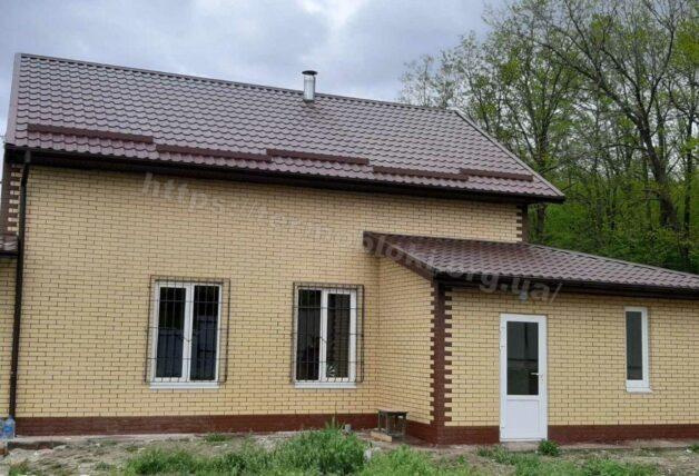 Диброво, Днепропетровская область объект после утепления 1