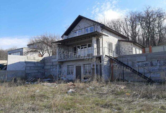 Диброво, Днепропетровская область объект до утепления 1