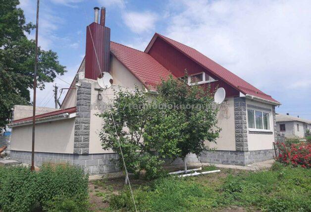 Новгородка. Кировоградская область объект после утепления 1