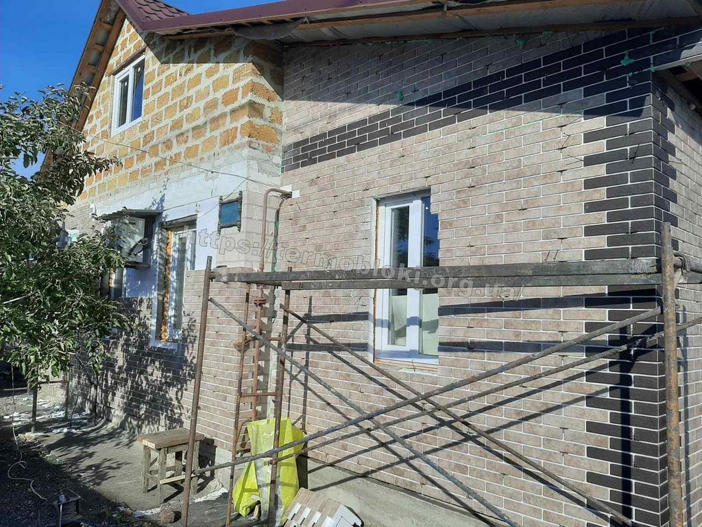 Пятихатки Днепр, Украина термопанель термодом бейкер стрит беж светлый и стренд кристал 9