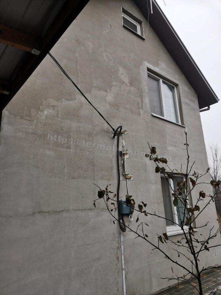 2021 Днепр. Самаровка. Термопанель Термодом Лофт Масала до утепления 2