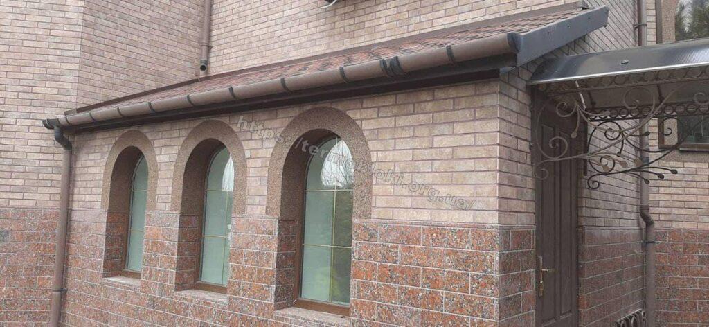 Утепление фасада пенопластом: клинкерные термопанели, как надёжный утеплитель и красивый декор 4